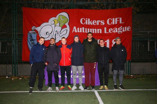 Autumn 2018 Division's 1 Cup 95