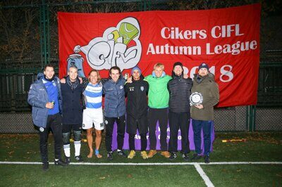 Autumn 2018 Division's 3 Cup 74